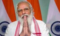 PM Modi pays homage to Guru Gobind Singh on his 'Parkash Purab'