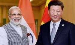 PM Modi Xi Jinping, Davos summit, World Economic Forum, PM Modi Xi Jinping davos,