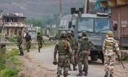 J&K: 3 infiltrators killed, 4 army soldiers injured on LoC