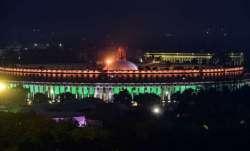 Parliament budget session, ITDC, Ashoka Hotel