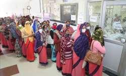 delhi coronavirus vaccination