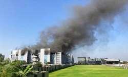 Serum Institute fire, SII fire latest update, adar poonawalla, uddhav thackeray