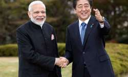 Former Japanese PM has been honoured with Padma Vibhushan.