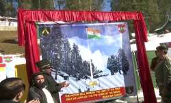 Indian Army to install 100-foot-tall national flag in