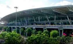Chennai airport bomb threat call