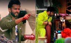 Bigg Boss 14 Feb 10 HIGHLIGHTS: Rahul Vaidya gets upset with Aly Goni; Paras Chhabra enters house