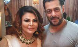 Rakhi Sawant shares unseen pics with 'god brother' Salman Khan