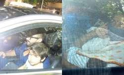 Kareena Kapoor, Taimur & Saif Ali Khan return home with
