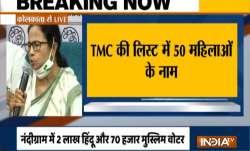West Bengal TMC List 2021, West Bengal TMC Candidates List 2021, West Bengal Election 2021, WB Assem