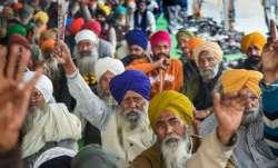 Haryana farmer commits suicide at Delhi border