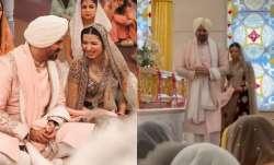 WATCH: Harman Baweja, Sasha tie knot in Anand Karaj ceremony, Shilpa Shetty gives sneak peek