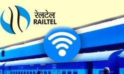 RailTel prepaid wi-fi service, RailTel wi-fi service, wi-fi service railway stations, wi-fi service