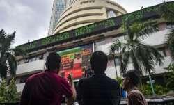 Sensex soars 750 points as investors cheer Q3 GDP data