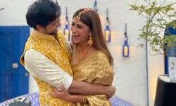 Priyaank Sharma-Shaza Morani's Hindu wedding postponed
