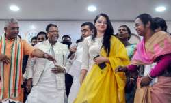bengal polls, Tanusree Chakraborty joins BJP