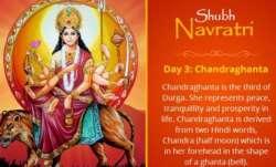 Chaitra Navratri 2021, Mata Chandraghanta