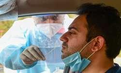 Lucknow, Uttar Pradesh, medical aid, covid testing, negative patients, COVID symptoms, COVID-19 case