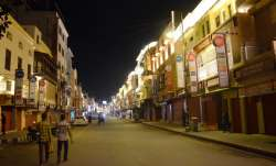 Rajasthan govt announces weekend curfew from 6 pm today