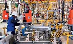 IIP data, industrial production