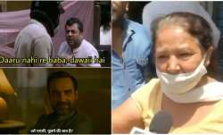 Netizens react to Delhi woman's viral video with funny memes