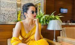 Kangana Ranaut shares video with her 'new but slightly annoying friend'   WATCH