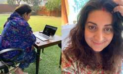 Smriti Irani shares Charger d'affaires in hilarious video as she reflects upon importance of charger
