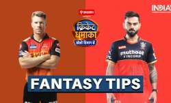 IPL 2021 Dream11 Prediction: Sunrisers Hyderabad vs Royal Challengers Bangalore fantasy tips