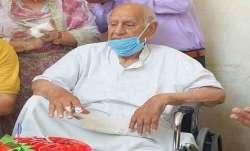 Six-time MP from Amritsar Raghunandan Lal Bhatia passes