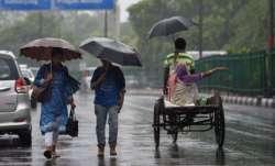 Thunderstorm, light rain likely in Delhi