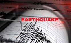 Earthquake of 4.2 magnitude hits Nagaland