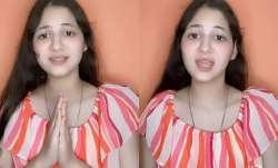 Bajrangi Bhaijaan's Munni aka Harshaali Malhotra shares quirky video on wearing masks