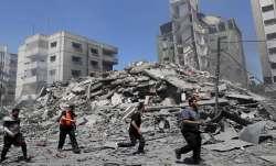 israel airstrike in gaza
