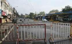 Lockdown extended in Uttar Pradesh.