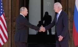 President Joe Biden and Russian President Vladimir Putin