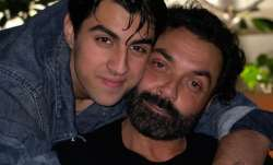 Bobby Deol wishes his 'angel' son Aryaman with adorable pictures on birthday