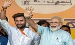 The BJP has maintained that the LJP crisis is an internal