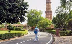 Public parks, gardens to open in Delhi from Monday, outdoor