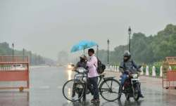 Thunderstorm with rain likely in Delhi on Tuesday