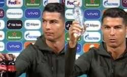 Coca Cola loses $4 billion after Cristiano Ronaldo removes