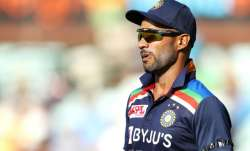Newly-appointed skipper Shikhar Dhawan