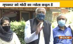 Farooq Abdullah, Mehbooba Mufti to attend PM Modi's