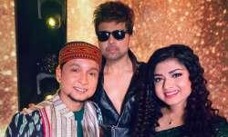 Himesh Reshammiya to announce new song with Indian Idol 12's Pawandeep, Arunita on World Music Day