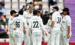 WTC Final, Day 3   Jamieson, Conway put New Zealand in front against India