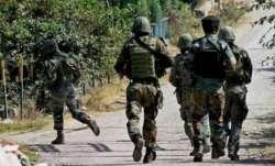 Jammu Kashmir shopian encounter, shopian encounter Terrorist killed, shopian encounter security forc