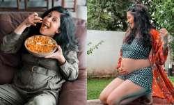Kishwer Merchant is enjoying her pregnancy to the