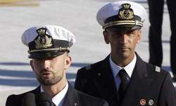 In February 2012, India had accused the two marines on