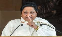BSP supremo attacked the Congress-led government in Punjab,