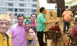 Taarak Mehta Ka Ooltah Chashmah's team pics