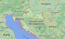 10 killed, 45 injured as bus swerves off road in Croatia