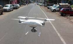 Jammu and Kashmir: Suspected Pakistani drones spotted at 3